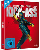 Kick-Ass: Limited Edition (Blu-ray-GR)(Steelbook)