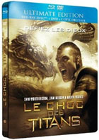 Clash Of The Titans (2010)(Blu-ray-FR/DVD:PAL-FR)(Steelbook)