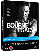 Bourne Legacy: Limited Edition (Blu-ray-UK)(Steelbook)