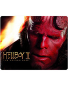 Hellboy II: The Golden Army: Limited Edition (Blu-ray-UK)(Steelbook)