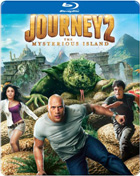 Journey 2: The Mysterious Island (Blu-ray)(Steelbook)
