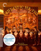Fantastic Mr. Fox: Criterion Collection (Blu-ray/DVD)
