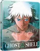 Ghost In The Shell: 25th Anniversary Edition: Limited Edition (Blu-ray-UK)(Steelbook)