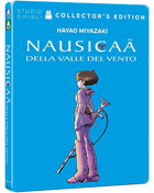 Nausicaa Of The Valley Of The Wind: Limited Edition (Blu-ray-IT/DVD:PAL-IT)(SteelBook)