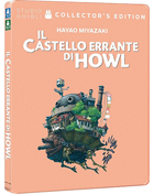 Howl's Moving Castle: Limited Edition (Blu-ray-IT/DVD:PAL-IT)(SteelBook)