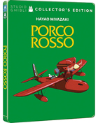 Porco Rosso: Limited Edition (Blu-ray-IT/DVD:PAL-IT)(SteelBook)