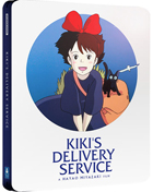 Kiki's Delivery Service: Limited Edition (Blu-ray-UK)(SteelBook)