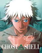 Ghost In The Shell: Limited Edition (Blu-ray)(SteelBook)