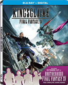 Kingsglaive: Final Fantasy XV: Limited Edition (Blu-ray)(SteelBook)