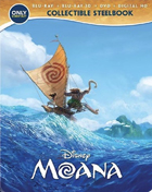 Moana: Limited Edition (Blu-ray 3D/Blu-ray/DVD)(SteelBook)