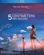 5 Centimeters Per Second (Blu-ray)