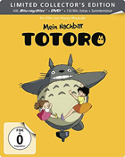 My Neighbor Totoro: Limited Edition (Blu-ray-GR/DVD:PAL-GR)(SteelBook)