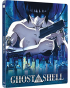 Ghost In The Shell 2.0: Limited Edition (Blu-ray-FR)(SteelBook)