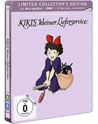 Kiki's Delivery Service: Limited Edition (Blu-ray-GR/DVD:PAL-GR)(SteelBook)