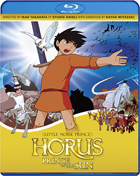 Horus: Prince Of The Sun (The Little Norse Prince) (Blu-ray)