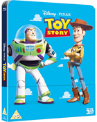 Toy Story: Lenticular Limited Edition (Blu-ray 3D-UK/Blu-ray-UK)(SteelBook)
