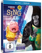 Sing: Limited Edition (Blu-ray-GR)(SteelBook)