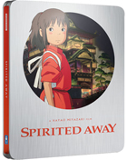 Spirited Away: Limited Edition (Blu-ray-UK)(SteelBook)