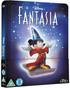 Fantasia: Lenticular Limited Edition (Blu-ray-UK)(SteelBook)