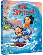 Lilo And Stitch: Lenticular Limited Edition (Blu-ray-UK)(SteelBook)