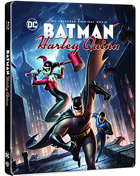 Batman And Harley Quinn: Limited Edition (Blu-ray-UK)(SteelBook)