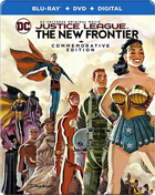 Justice League: The New Frontier: Commemorative Edition: Limited Edition (Blu-ray/DVD)(SteelBook)