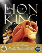 Lion King: The Signature Collection: Limited Edition (Blu-ray/DVD)(SteelBook)
