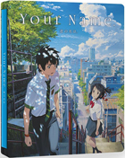 Your Name.: Collector's Edition (Blu-ray-UK/DVD:PAL-UK/CD)(SteelBook)