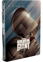 Iron Giant: Limited Edition (Blu-ray-UK)(SteelBook)