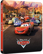 Cars: Limited Edition (Blu-ray-UK)(SteelBook)