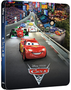 Cars 2: Limited Edition (Blu-ray-UK)(SteelBook)