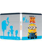 Despicable Me: Limited Edition (Blu-ray/DVD)(SteelBook)
