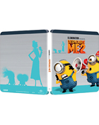 Despicable Me 2: Limited Edition (Blu-ray/DVD)(SteelBook)