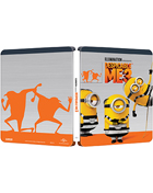 Despicable Me 3: Limited Edition (Blu-ray/DVD)(SteelBook)