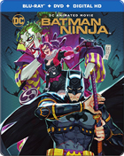 Batman Ninja: Limited Edition (Blu-ray/DVD)(SteelBook)