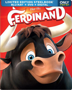 Ferdinand: Limited Edition (Blu-ray/DVD)(SteelBook)
