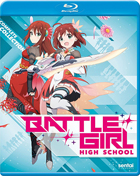 Battle Girl High School: Complete Collection (Blu-ray)
