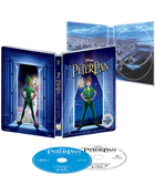 Peter Pan: 65th Anniversary Edition: The Signature Collection: Limited Edition (Blu-ray/DVD)(SteelBook)