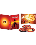Incredibles: Ultimate Collector's Edition: Limited Edition (4K Ultra HD/Blu-ray)(SteelBook)