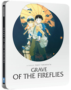 Grave Of The Fireflies: Limited Edition (Blu-ray-UK)(SteelBook)