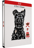Isle Of Dogs: Limited Edition (Blu-ray-FR)(SteelBook)