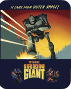 Iron Giant: Limited Edition (Blu-ray/DVD)(SteelBook)