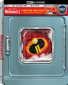 Incredibles 2: Limited Edition (4K Ultra HD/Blu-ray)(SteelBook)