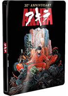 AKIRA: 30th Anniversary Edition (Blu-ray-IT/DVD:PAL-IT)(SteelBook)