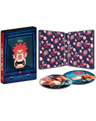Wreck-It Ralph: Ultimate Collector's Edition: Limited Edition (4K Ultra HD/Blu-ray)(SteelBook)