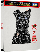Isle Of Dogs: Limited Edition (Blu-ray/DVD)(SteelBook)