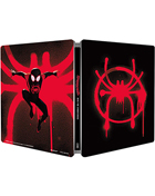Spider-Man: Into The Spider-Verse: Limited Edition (4K Ultra HD-IT/Blu-ray-IT)(SteelBook)