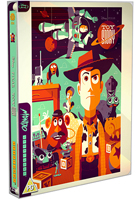 Toy Story: Mondo Limited Edition (Blu-ray-UK)(SteelBook)