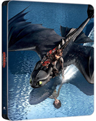 How To Train Your Dragon: The Hidden World: Limited Edition (4K Ultra HD/Blu-ray)(SteelBook)