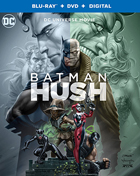 Batman: Hush (Blu-ray/DVD)